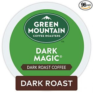 picture of 96-Pack: Green Mountain Coffee Dark Roast K-Cup Sale