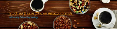 picture of Up to 40% off Amazon Food Brands