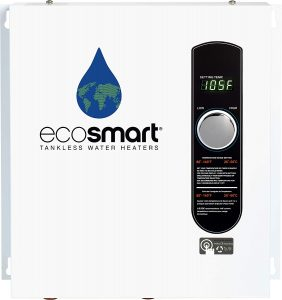 picture of EcoSmart Electric Tankless Water Heater Sale