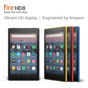 picture of Fire HD 8 16GB Tablet Sale