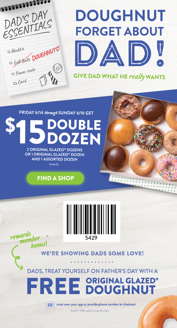 photograph relating to Krispy Kreme Printable Coupons known as Krispy Kreme Discount coupons and Price savings