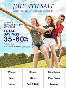picture of Macy's Up to Extra 20% Off