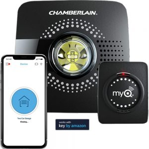 picture of MyQ Smart Garage Door Opener Chamberlain Wireless Garage Hub Sale