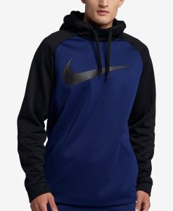 picture of Nike Therma Colorblocked Pullover Sale