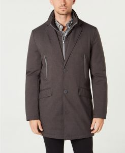 picture of Tommy Hilfiger Modern-Fit Raincoat Sale