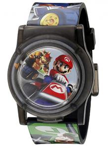 picture of Nintendo Kids' Digital Multi-Color Watch Sale