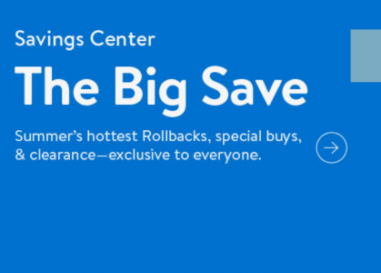 picture of Walmart Big 2 Day Sale - Instant Pot $49