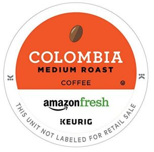 picture of AmazonFresh 12 Ct. K-Cups, Colombia Medium Roast Sale
