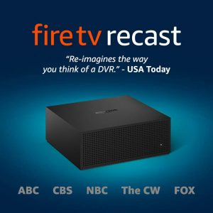 picture of Fire TV Recast, over-the-air DVR, 500 GB, 75 hours Sale