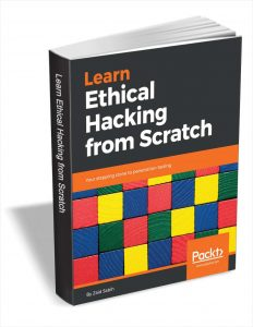 picture of Free eBook: Learn Ethical Hacking from Scratch