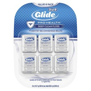 picture of Glide Oral-B Pro-Health Deep Clean Floss, Mint, Pack of 6 Sale