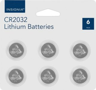 picture of Insignia CR2032 Batteries (6-Pack) Sale