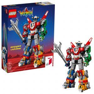 picture of LEGO Ideas Voltron Sale