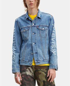 picture of Levi's Men's Denim Trucker Jacket Sale