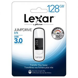 picture of Lexar JUMPDRIVE 128GB USB 3.0 Flash Drive Sale