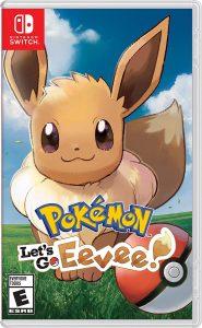 picture of Pokemon: Let's Go, Eevee! Switch