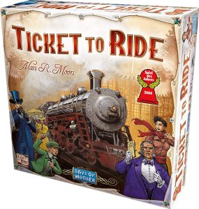 picture of Ticket to Ride Board Game Sale