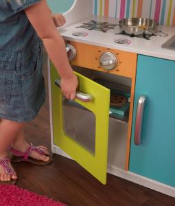picture of KidKraft Bright Toddler Kitchen Sale