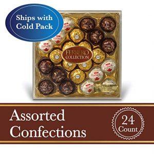 picture of Ferrero Rocher Hazelnut Chocolates 24-Count Sale