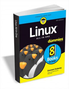 picture of Free Linux All in One Dummies eBook
