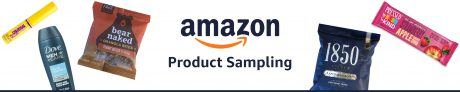 picture of Free Product Samples at Amazon