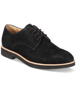picture of Club Room Men's Shiloh Buck Dress Shoes Sale