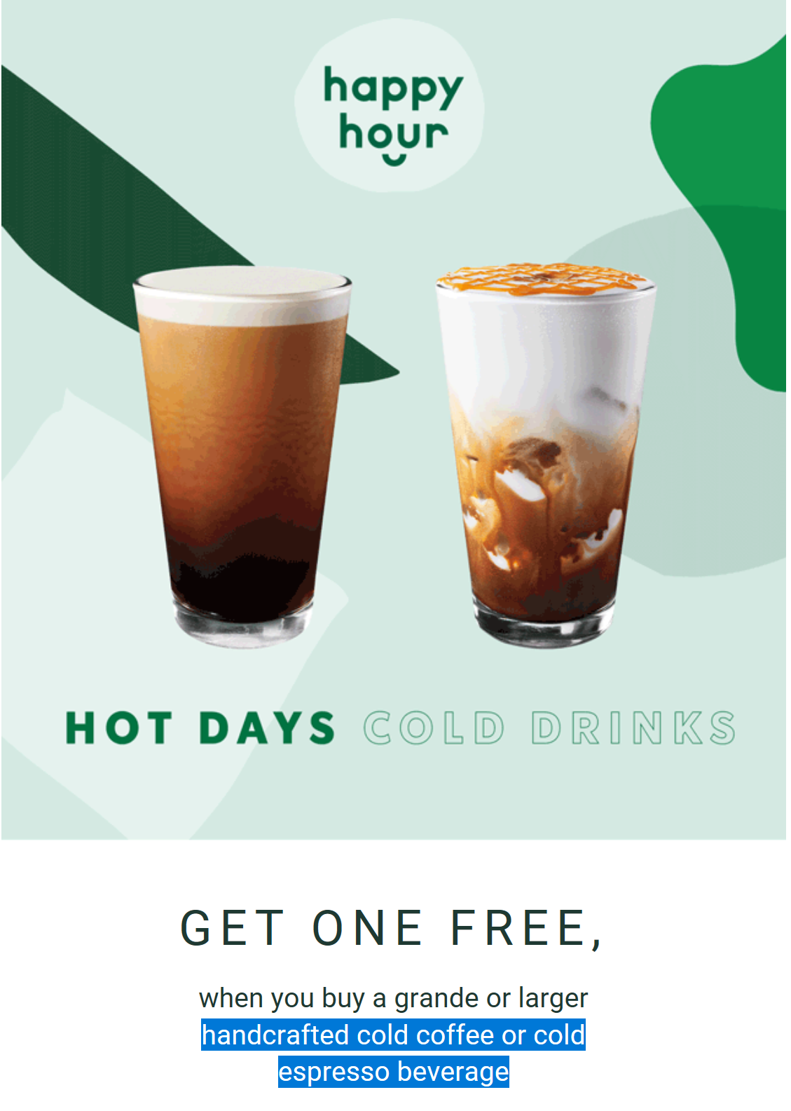 picture relating to Starbucks Printable Coupons named Starbucks Discount coupons and Personal savings