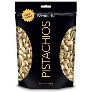 picture of Wonderful Pistachios, Lightly Salted, 16-oz Sale