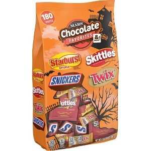 picture of 40% off Trick or Treat Bagged Candy