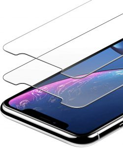 picture of Anker iPhone XR - iPhone 11 Glass Screen Protector 2 Pack Sale