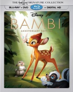 picture of Best Buy Blu-ray Movie Sale - Bambi $7.49