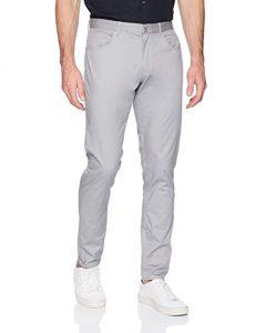 picture of Calvin Klein Men's Sateen Casual Pants Sale