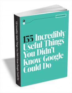 picture of Free eBook 135 Incredibly Useful Things You Didn't Know Google Could Do