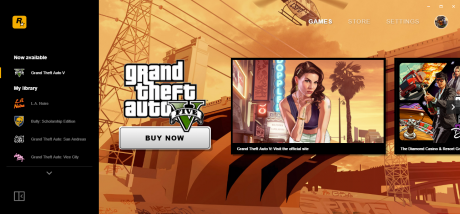 picture of Free Grand Theft Auto V PC