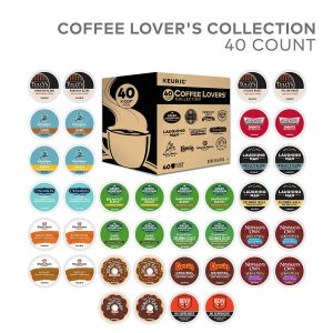 picture of Green Mountain Coffee Keurig Coffee Lover's Variety Pack Single-Serve K-Cup Sampler, 40 Count Sale