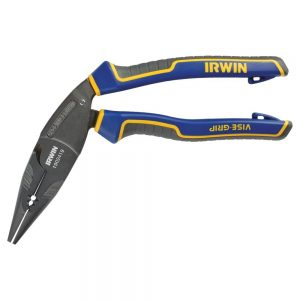 picture of IRWIN VISE-GRIP Long Nose Ergonomic Plier 8-inch Sale