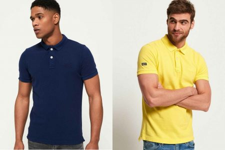picture of Mens Superdry Polo Shirts Sale