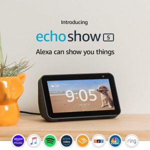 picture of Echo Show 5 Smart Display Sale
