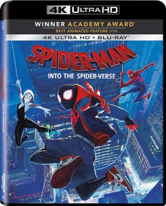 picture of Spider-Man: Into The Spider-Verse Digital 4K Sale