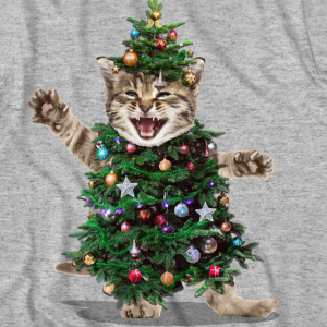 picture of Men's Christmas Graphic Tee Sale