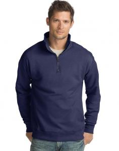picture of Hanes Men's Nano Premium Lightweight Quarter Zip Jacket Sale