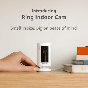 picture of New Ring Indoor Cam - HD, 2 Way Talk Sale