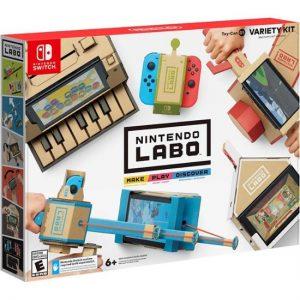 picture of Nintendo Labo Variety Kit - Nintendo Switch
