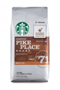 picture of 25% off Starbucks Bagged Coffee