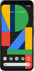 picture of Switch to Verizon - New Google Pixel 4 Buy 1 Get 1 Free