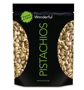 picture of Wonderful Pistachios, Roasted & Salted, 48-oz Sale