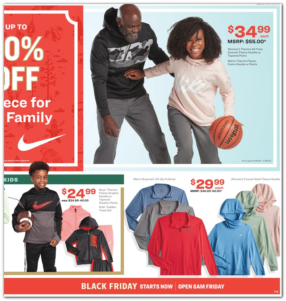 Academy Sports Black Friday 2019 Ad