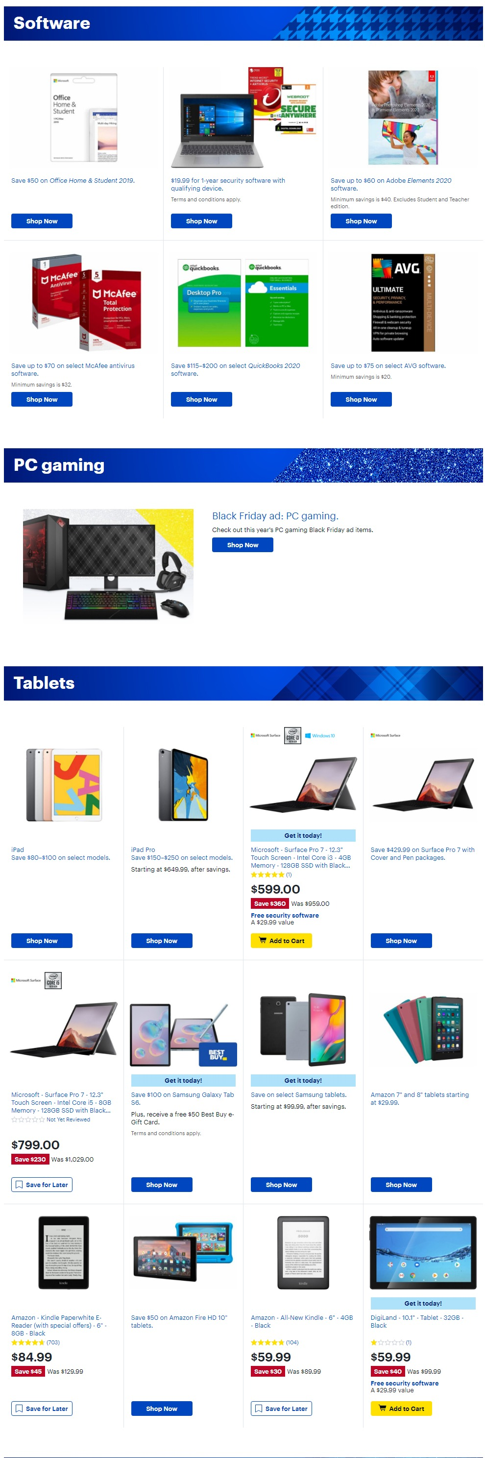Best Buy Black Friday 2019 Ad Scans Buyvia