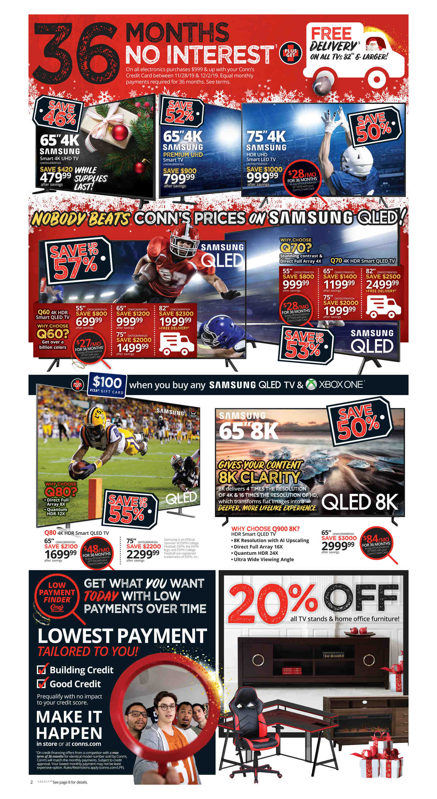 Conns Home Plus Black Friday 2019 Ad