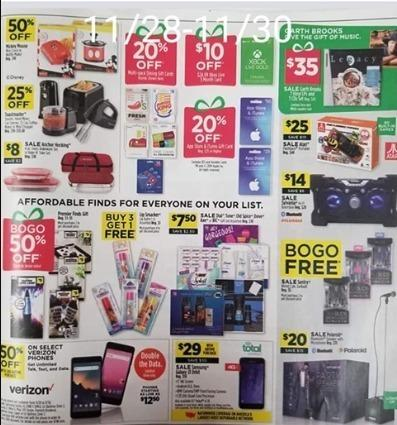 Dollar General Black Friday 2019 Ad Scans